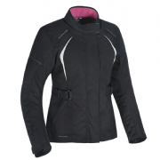 Oxford Dakota 2.0 Ladies Textile Jacket Black/White